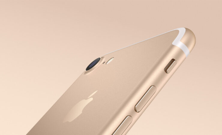 iPhone 7 component orders increased Apple