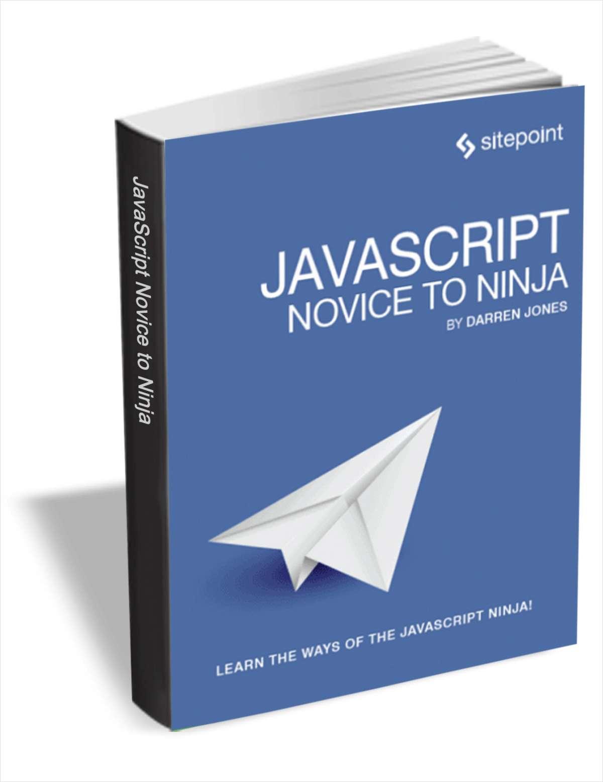 Angularjs Novice To Ninja Ebook