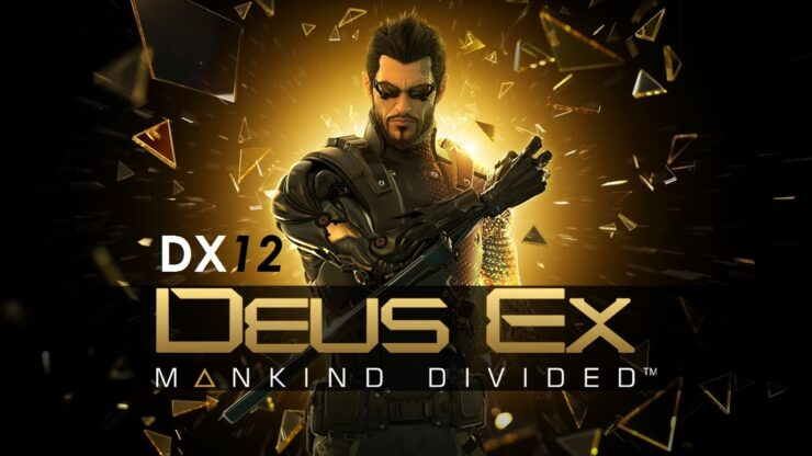 Mankind Divided DX12