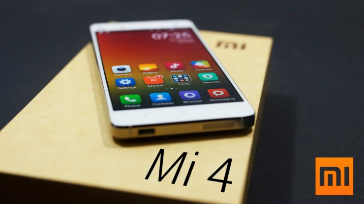 Xiaomi Mi4 security