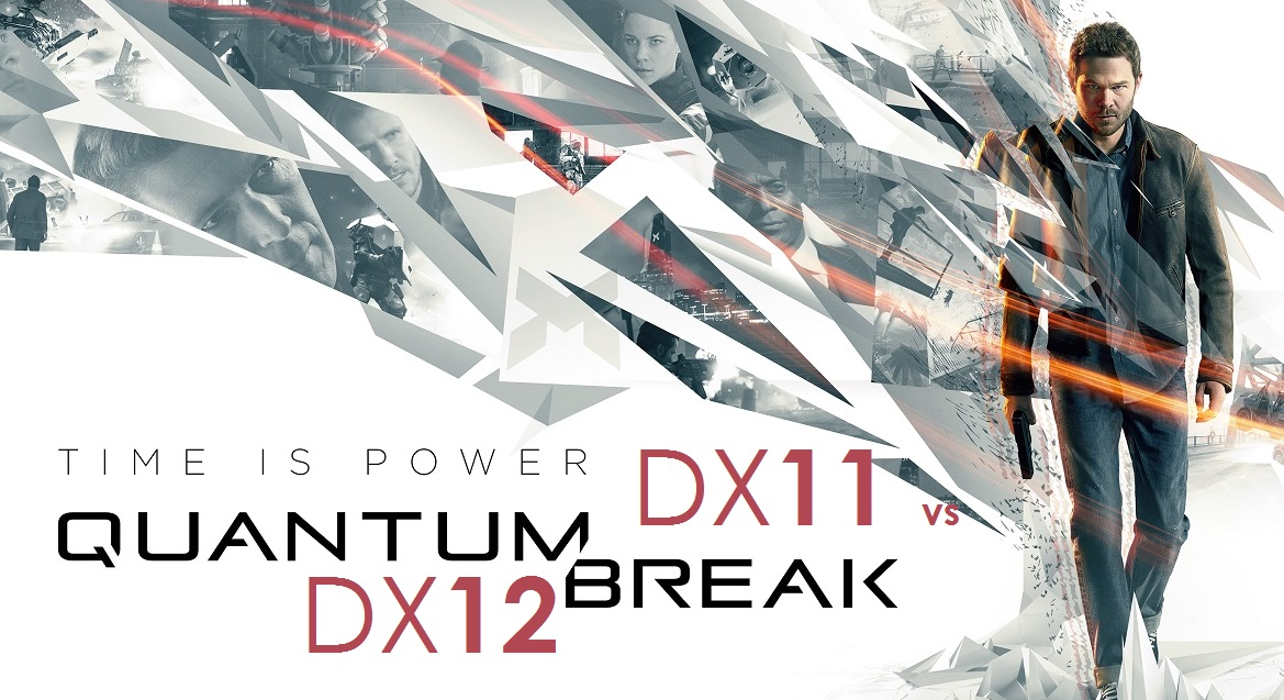 Quantum Break DX11 vs DX12 Steam vs Windows Store