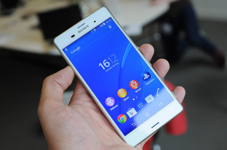 update Xperia Z3 to Android 7.1.1