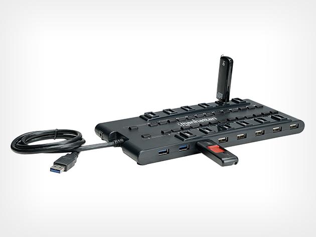 MondoHub Master USB Hub