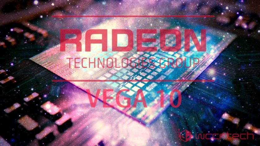 AMD Vega 10 Feature RTG