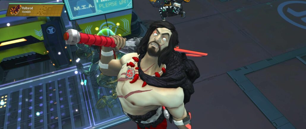 Atlas Reactor 01 - Rage