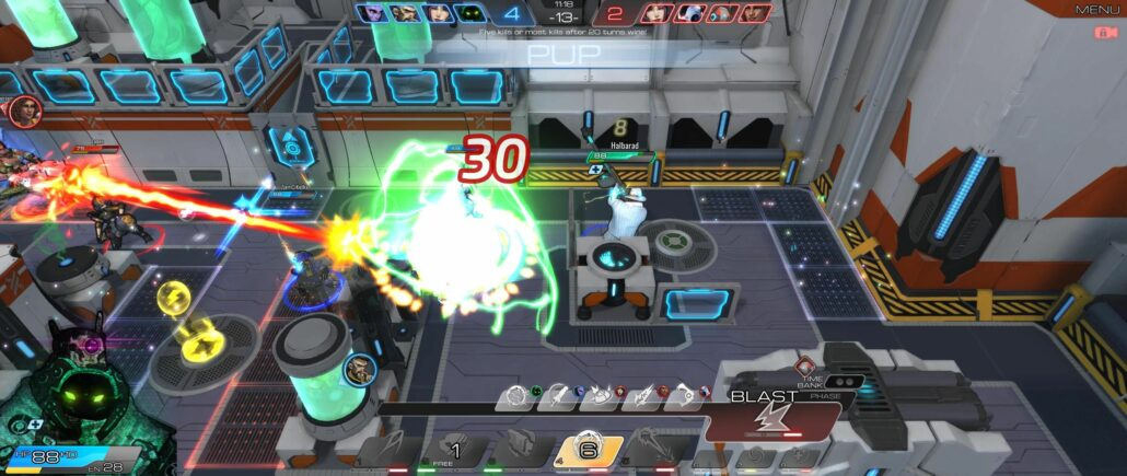 Atlas Reactor 03 - Blast