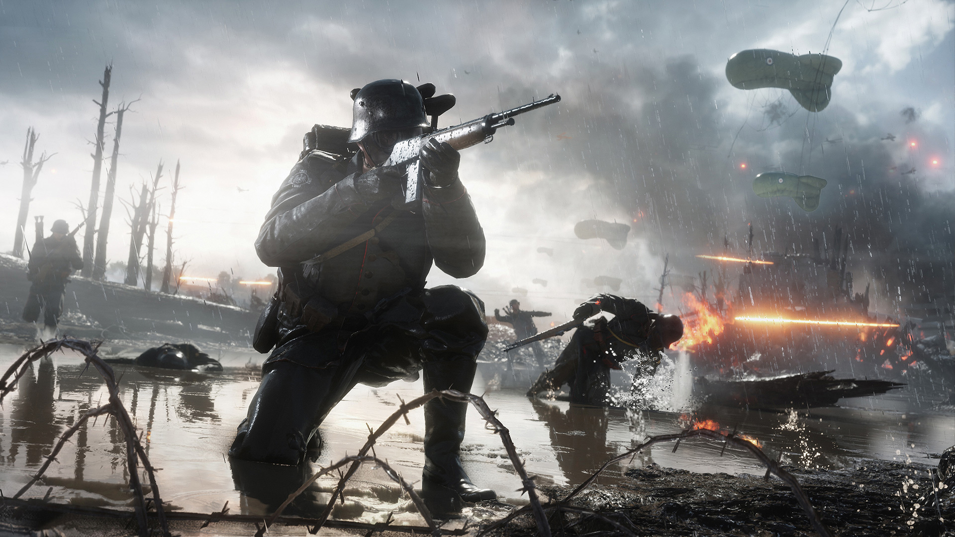 update another trailer battlefield 1 pc to feature uncapped fps