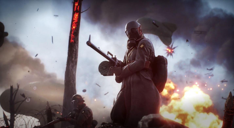 Battlefield 1 4K 5K GTX 1080