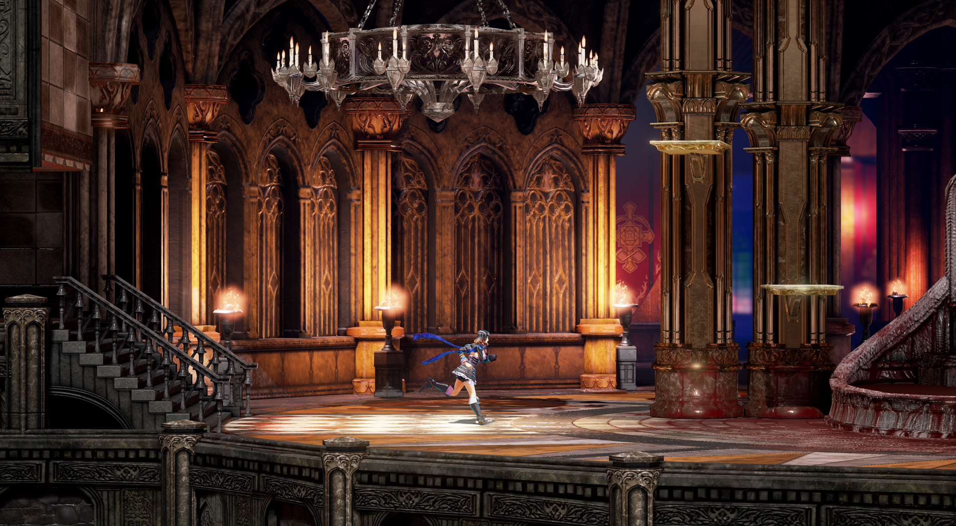 Bloodstained Ritual of the Night Latest Trailer Showcases