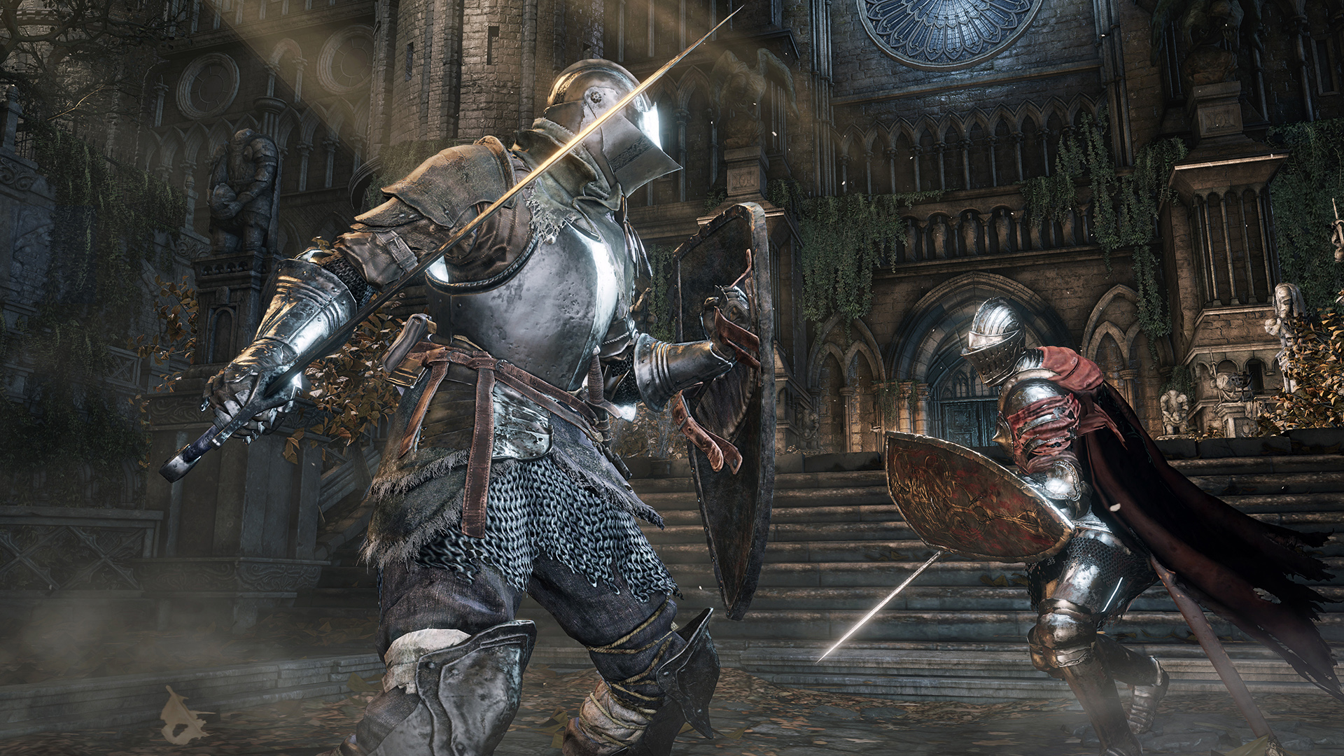 Dark Souls 3 The Ringed City Update Notes Confirm Playstation 4