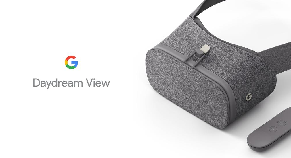 Daydream View Is the First Daydream Ready VR Headset