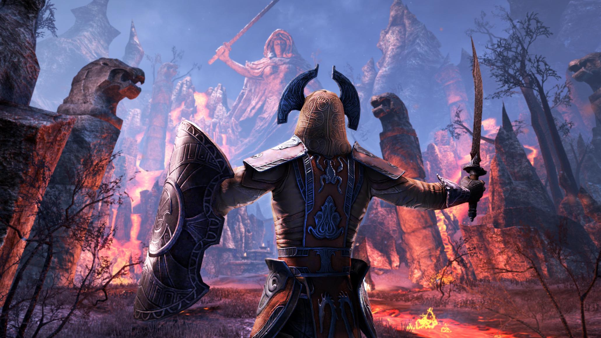 One Tamriel Update Goes Live for Elder Scrolls Online