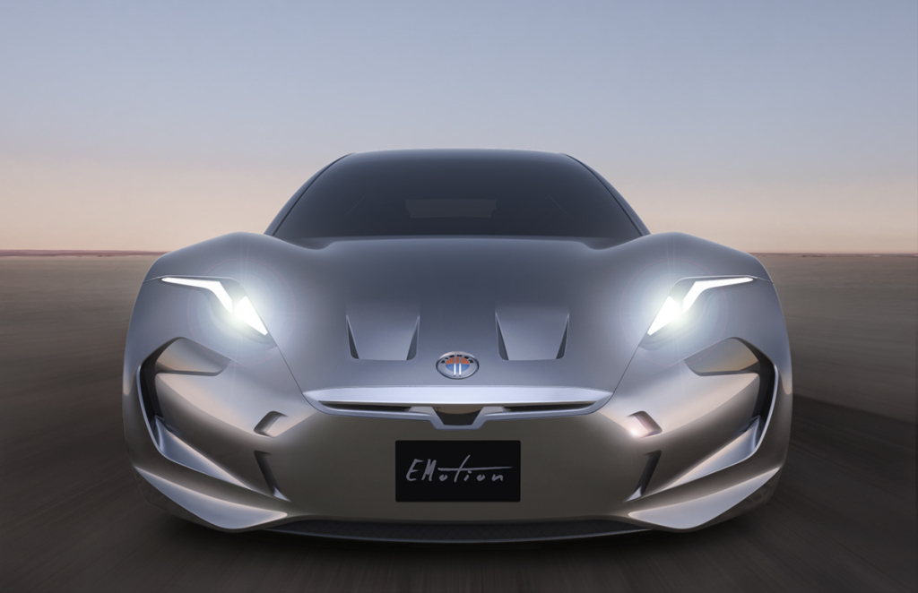 Fisker Has Revealed Designs For Its First All Electric Luxury Sport Sedan