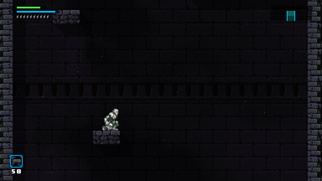 Exile's End platforming