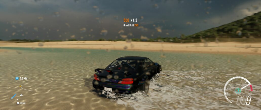 Forza Horizon 3 02 - Splashing Around