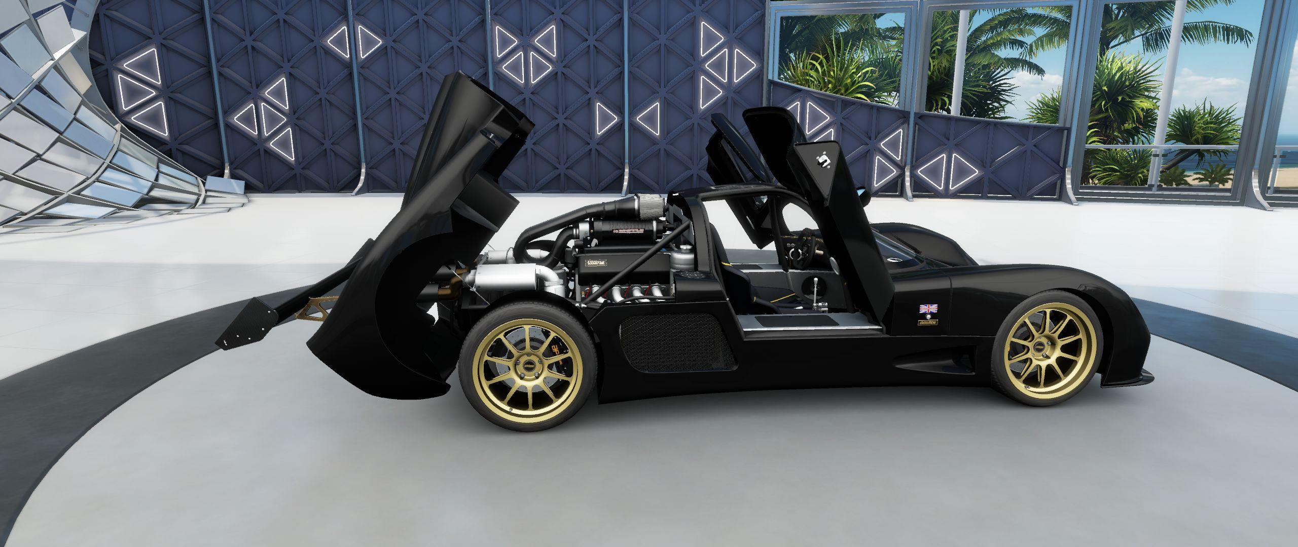 Garage Cars Forza Horizon