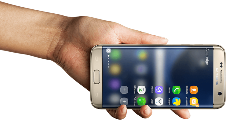 At the Mobile Choice Consumer Awards, Samsung's Galaxy S7 edge has managed to snag the best phone of the year award