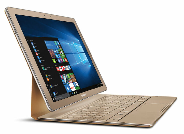 Samsung Announces Its Galaxy TabPro S Gold Edition With Upgraded Hardware and Improved Looks