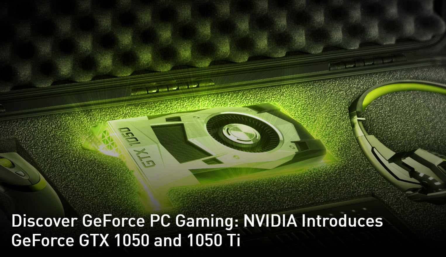 Nvidia Geforce Gtx 1050 Ti And Graphics Card Announced Inno 3d 1050ti 4gb Ddr5 Compact