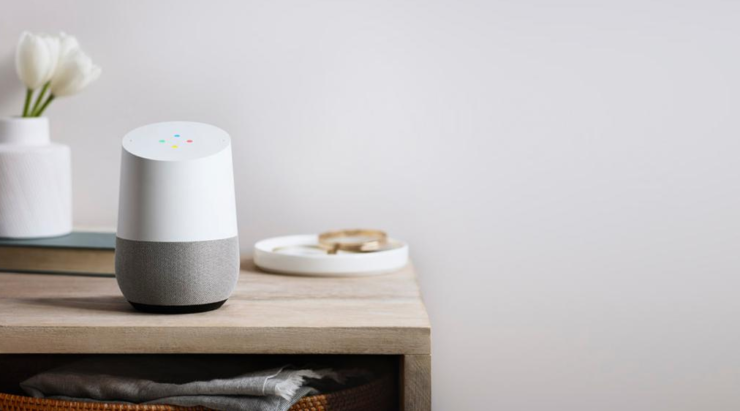 Google Home officially announced