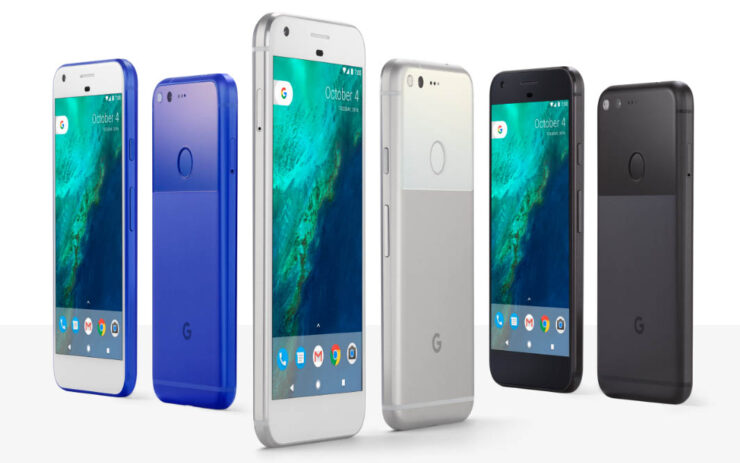 Google Pixel Recovery Mode