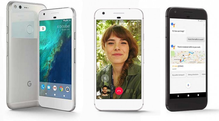 Google Pixel price and preorder
