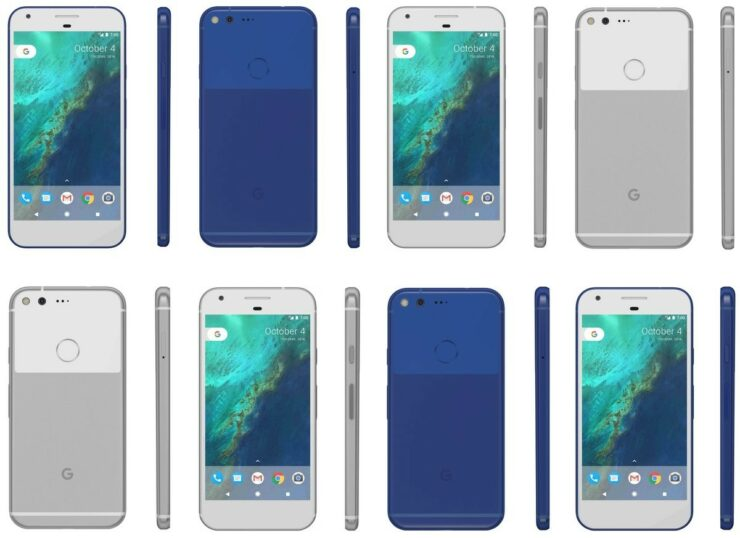 Verizon Leaks Google Pixel Phone's Additional Information, Including New Color Models