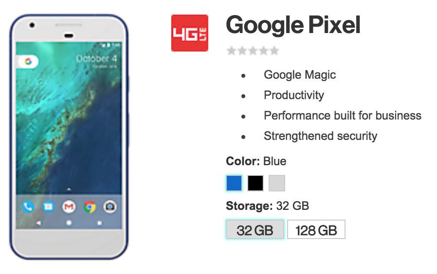 Google Pixel Verizon (3)