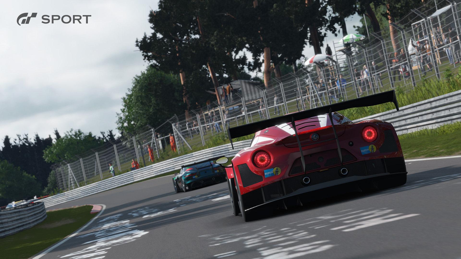 Gran Turismo Sport New Stunning Gameplay Video Showcases Suzuka Track