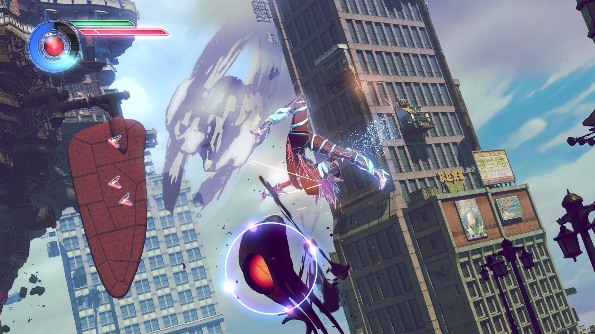 Gravity Rush 2 Gets Lots of New Screenshots and Information
