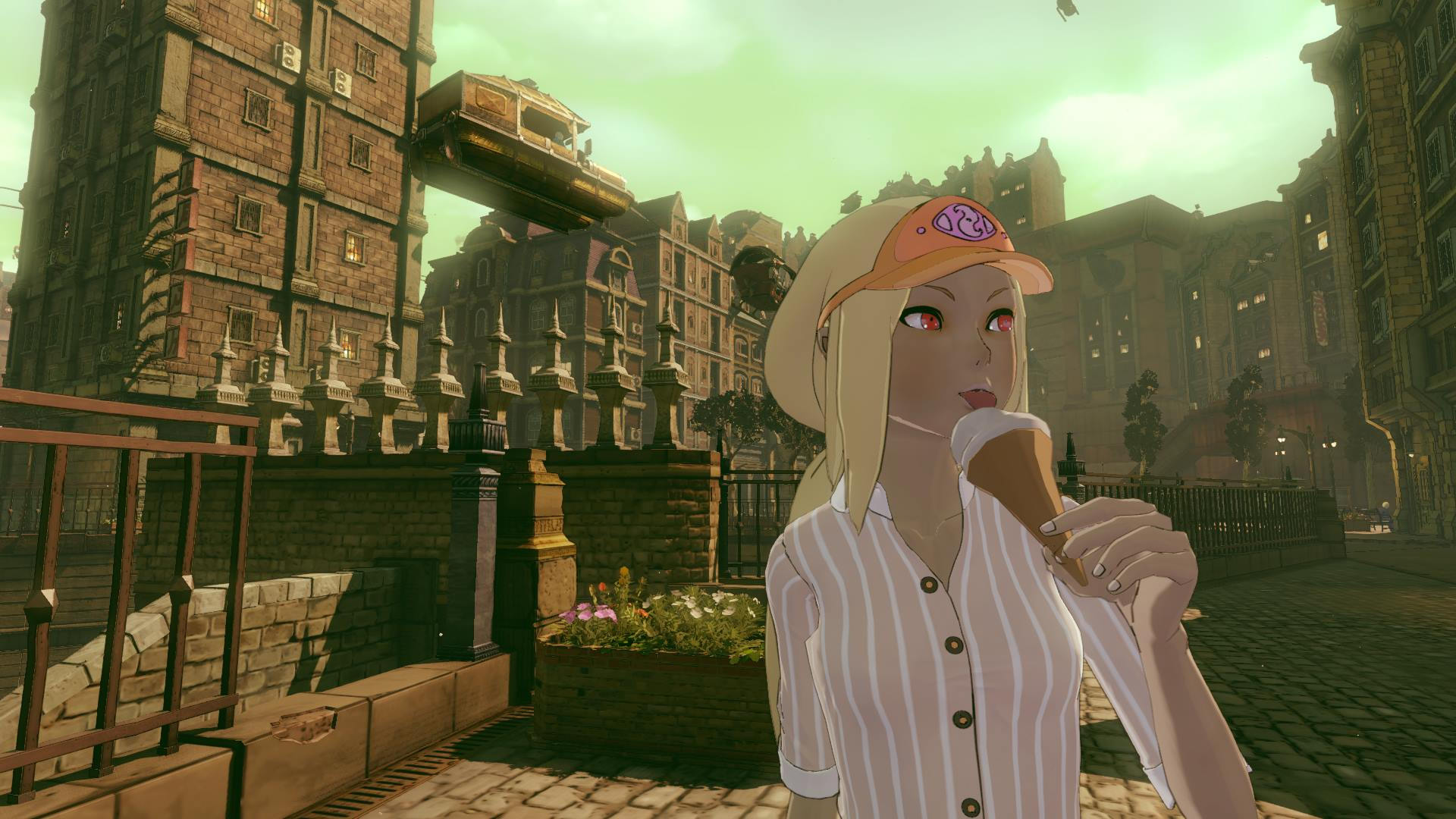 Gravity Rush 2 Is Now Gold, Will Support PS4 Pro Alongside Many