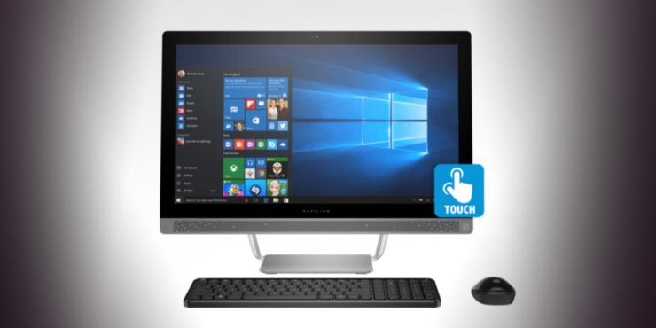 HP AIO discount