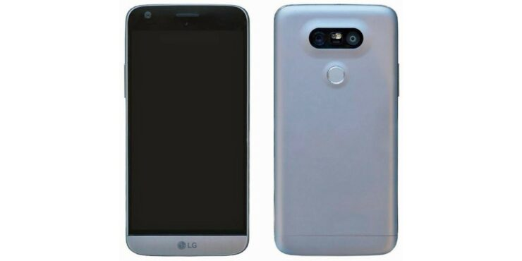 Is LG LV5 the Non-Modular Variant of the Company's G5? These Renders Will Answer Your Question