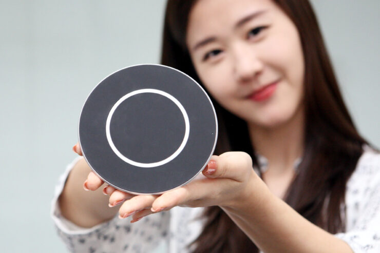 LG Innotek Officially Introduces Its 15W Wireless Chargers to Bridge the Gap Between Wired and Wireless Charging