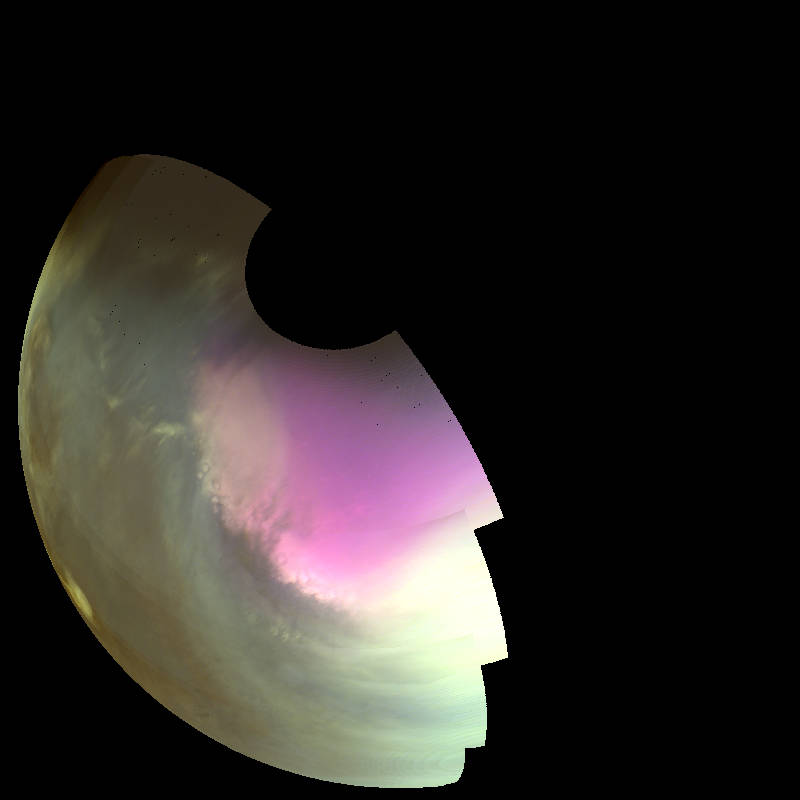 MAVEN South Pole