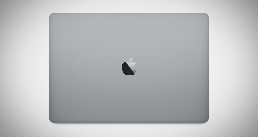 the glowing apple logo on macbook is dead