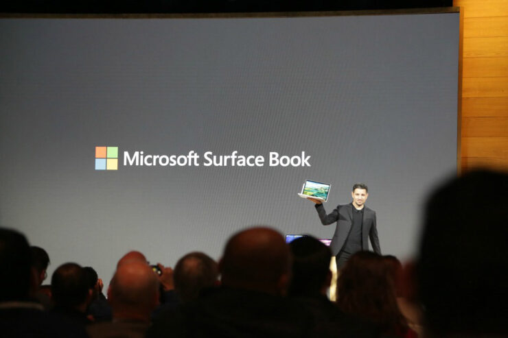 Surface Book i7