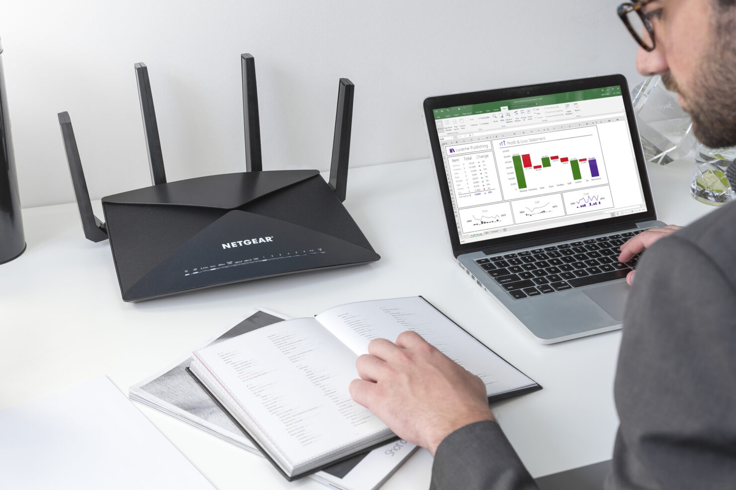 Netgear Nighthawk X10 Doubles as a Plex Media Server – Claims to Be the Fastest in the World