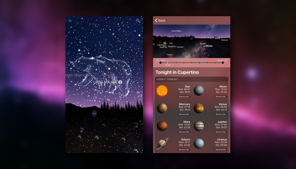 Night Sky 4