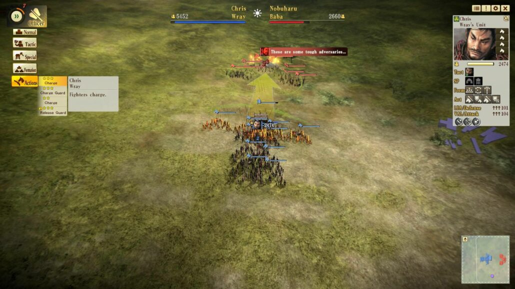 Nobunaga's Ambition Sphere of Influence Ascension 03 - Fight on the Field