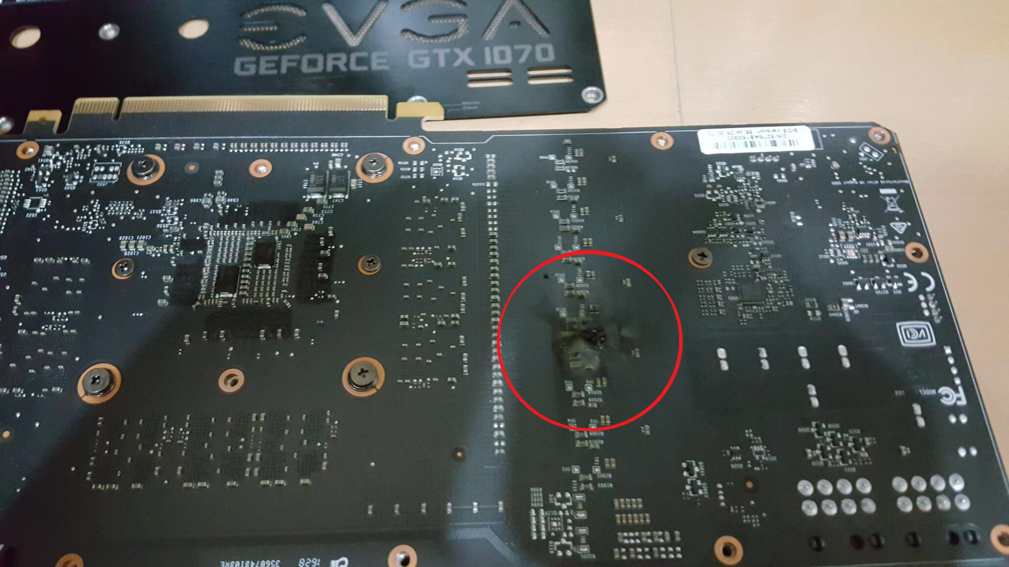 Nvidia GTX 1080 & 1070 EVGA Cards Reportedly Catching Fire