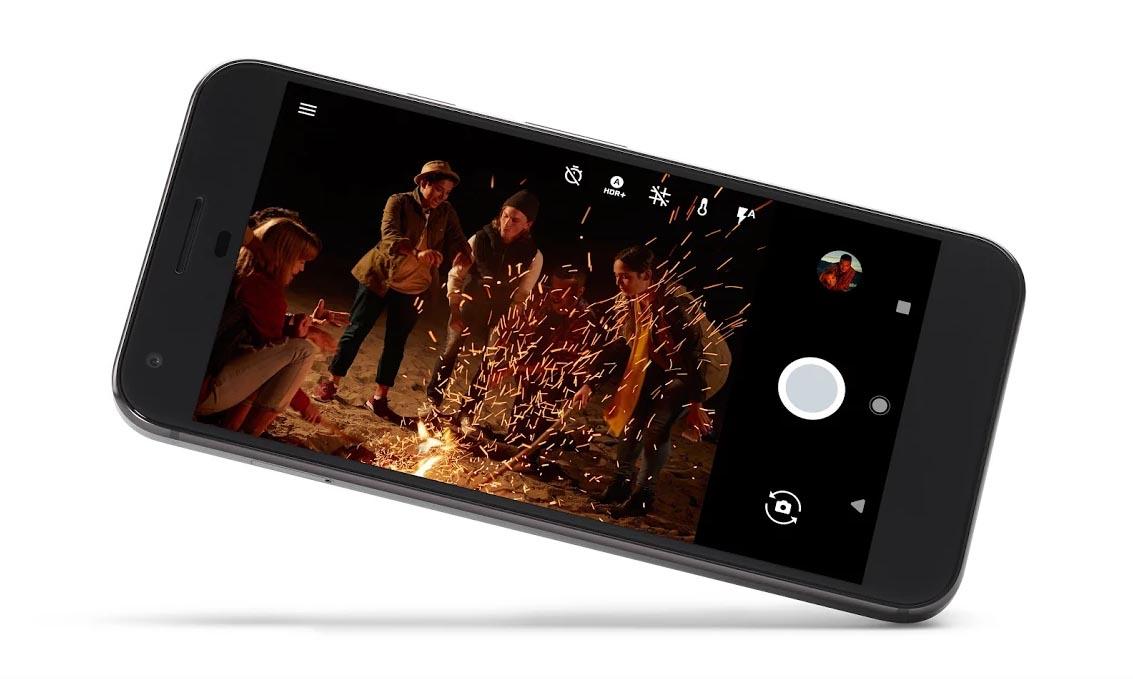 iPhone 7 Plus vs Pixel speed test