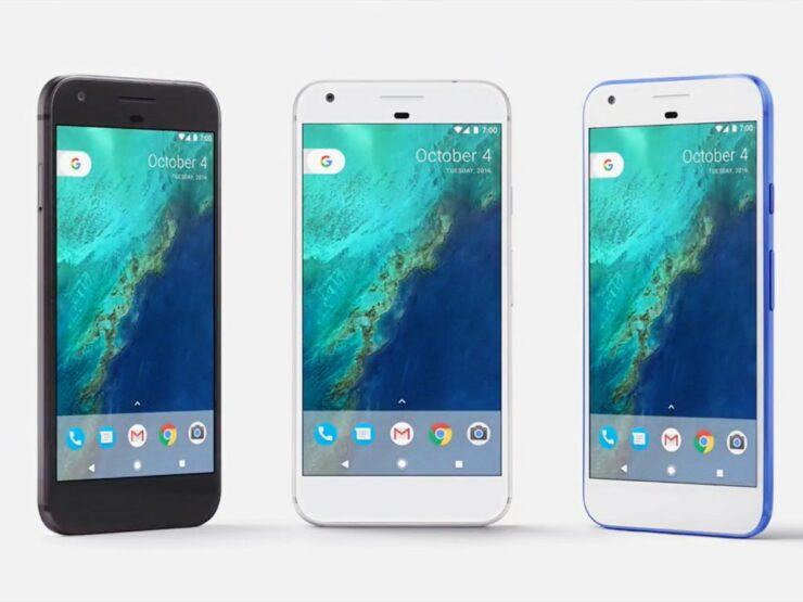 Root Google Pixel and Pixel XL