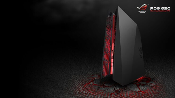 ASUS ROG G20, the Impressively Spec'd Gaming PC Is Now up for Grabs at Amazon