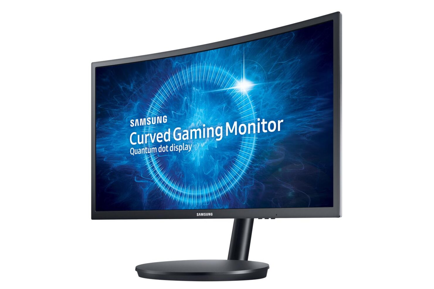 Samsung Launches the First Ever Quantum Dot Curved Gaming Monitor