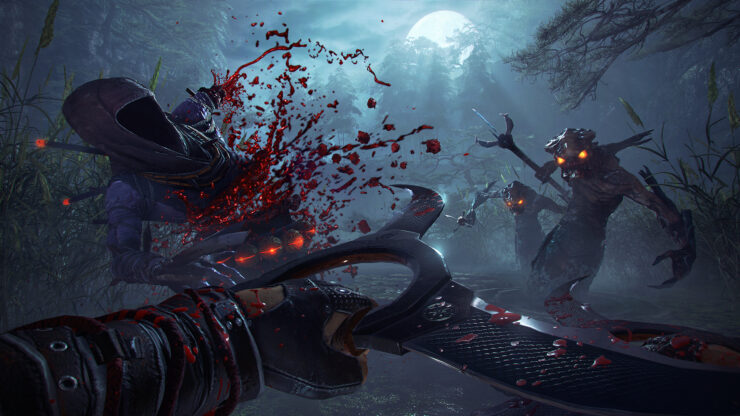 Shadow Warrior 2 patch 1.1.4.0