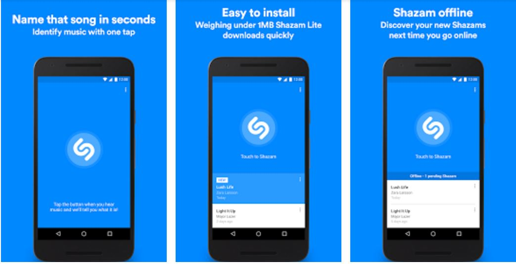 Shazam's New Lite App For Android Is Much Faster In