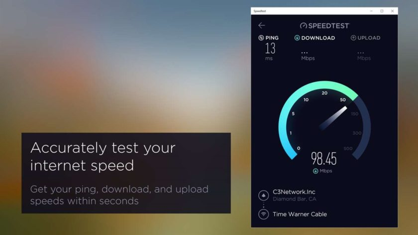 Test Your Windows 10 PC's Internet Speed With Ookla's New