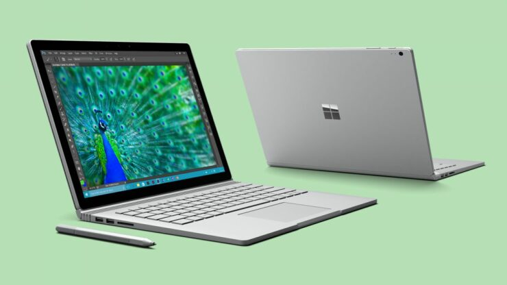 windows 10 1903 Surface Book 2