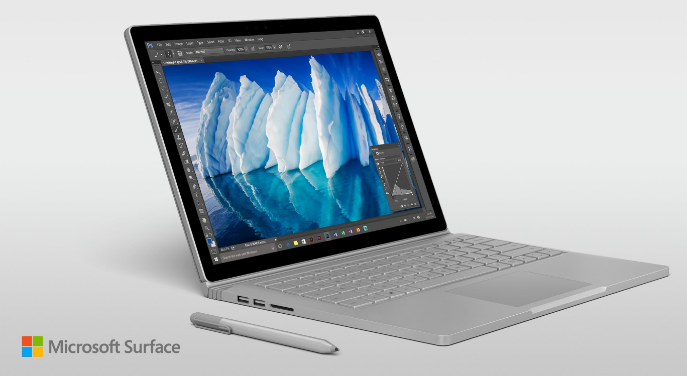 Surface Book i7 Performance base
